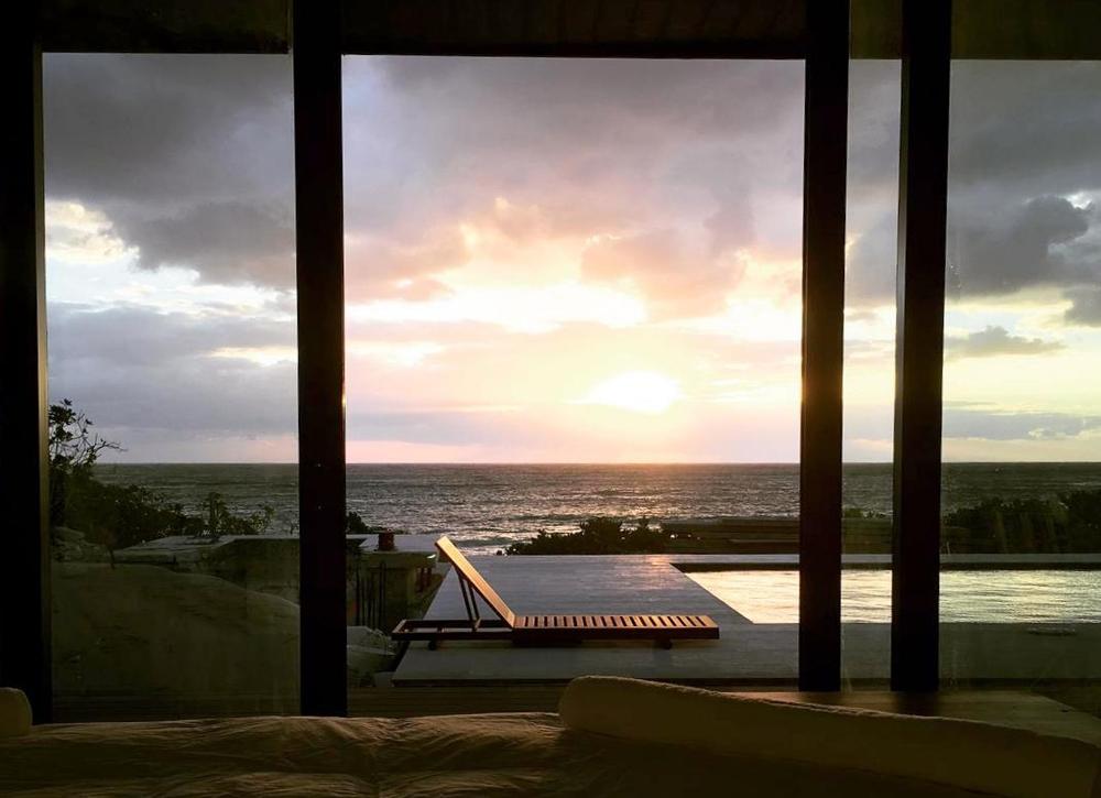 Bedroom 1 - view