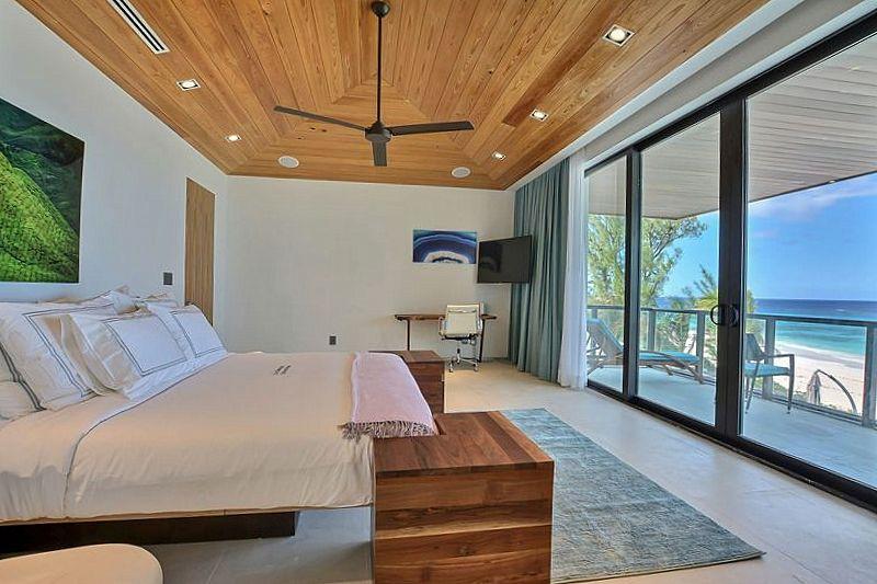 Harbour Island Bahamas rental, luxury oceanfront villa rental